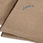 """Одеяло из шерсти и льна """"Эко"""" 170x205 см"""