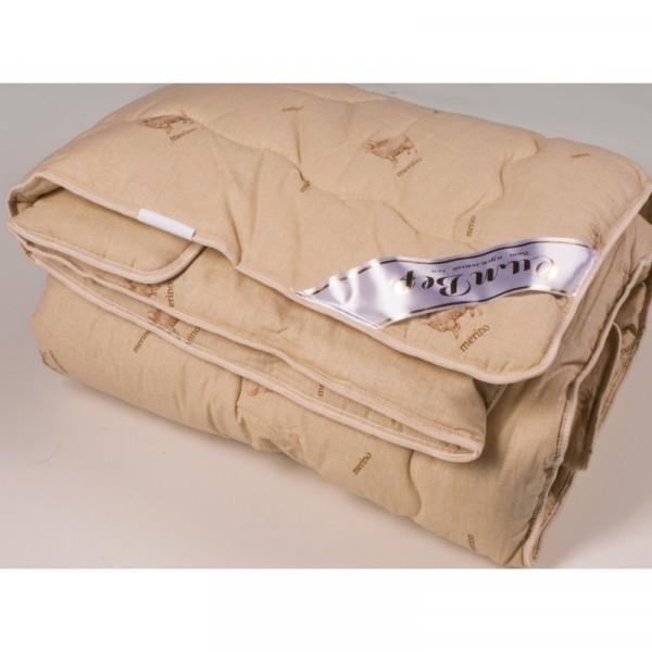 Одеяло стеганое шерстяное Василиса 200x220 см